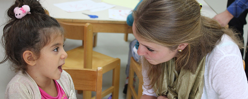 Fall DIS Student Makes an Impact on Local Danish School