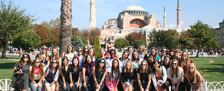 Study abroad in Europe at DIS