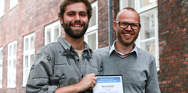DIS Architecture & Design Students Awarded for Design Excellence