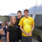 DIS Attends Copenhagen Relay for Life
