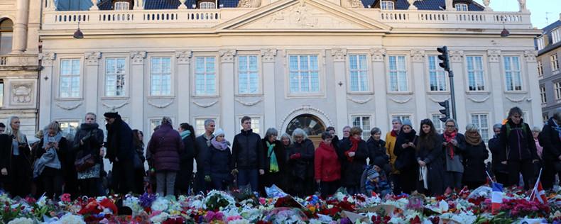 DIS Paris Attacks response