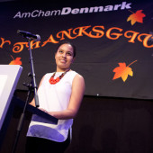 DIS at AmCham Thanksgiving