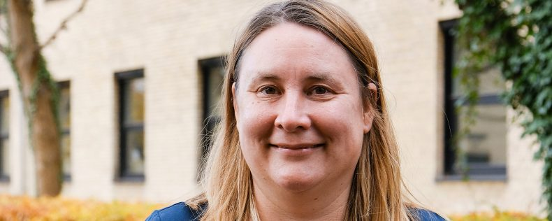 DIS Faculty and Student Research Published in Top Stem Cell Journal Dr. Kristine Freude Headshot