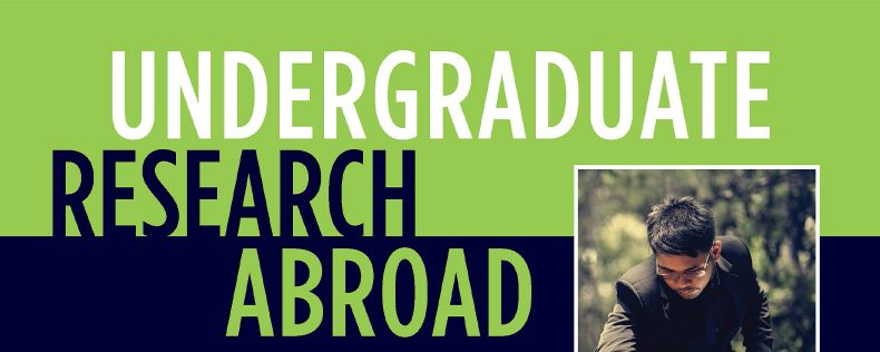 DIS Contributes Chapter to Book on Undergraduate Research Abroad