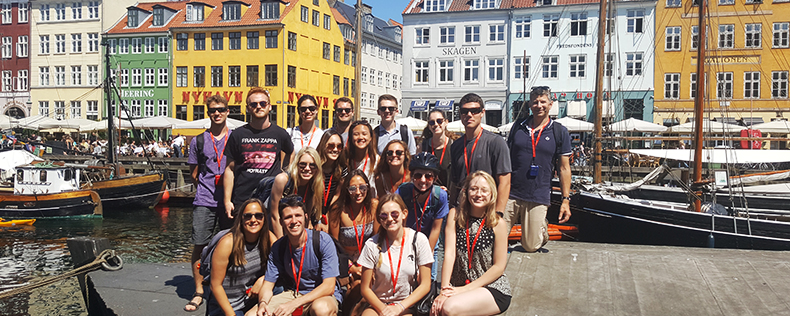 Sustainable Denmark: Solutions to Dilemmas, summer elective course at DIS Copenhagen
