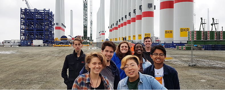 Summer study tour to Germany, Renewable Energy Systems, DIS Copenhagen