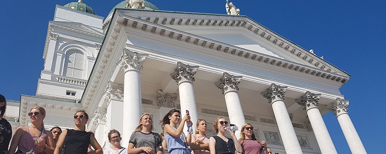 DIS Summer, Child Development Theory and Practice, Study Tour to Finland