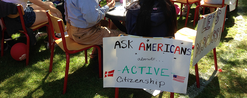 DIS Summer, Copenhagen, Active Citizenship