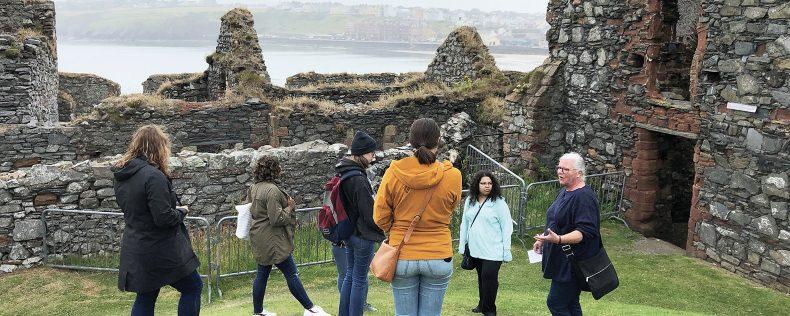 DIS Summer, World of Vikings, Week-long Study Tour to Isle of Man and York