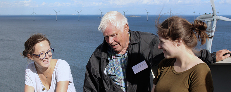Environmental Philosophy, Summer course at DIS Copenhagen