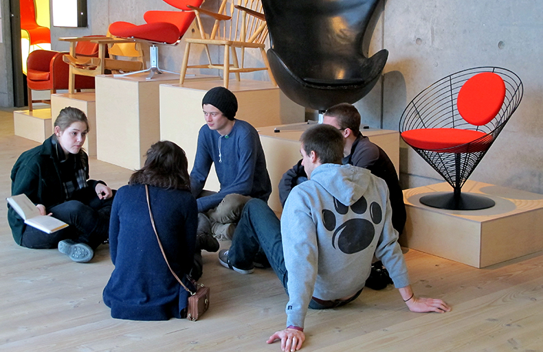 Furniture Design In Scandinavia Dis, Scandinavian Furniture Mn