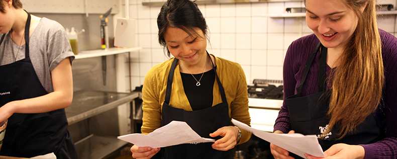 Nordic Culinary Culture, summer elective course at DIS Copenhagen
