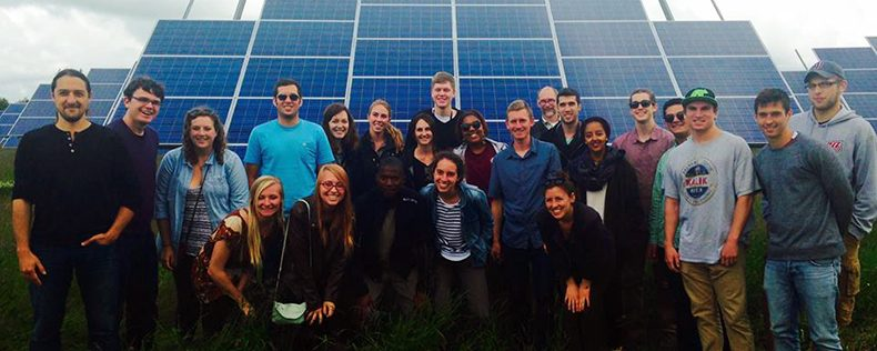 Renewable Energy Systems, Summer Course