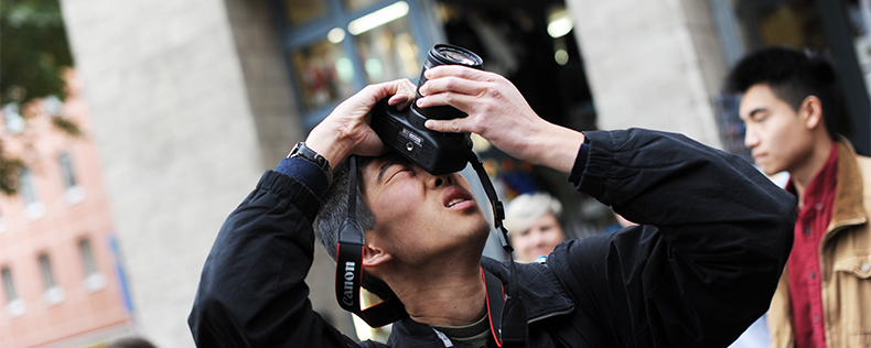Storytelling Through Photography, Summer course at DIS Copenhagen