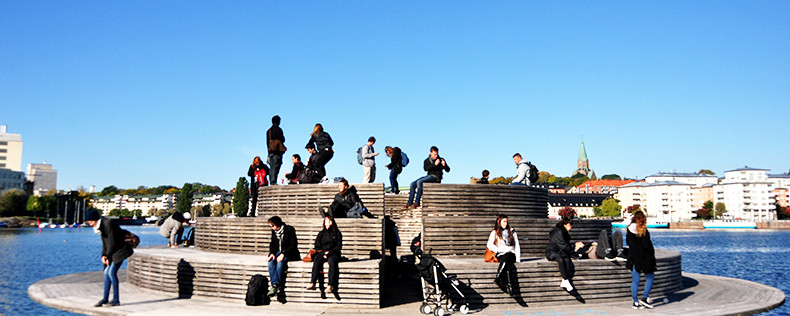 Summer study tour to Finland and Sweden, Architecture, Interior, Urban Design, DIS Copenhagen