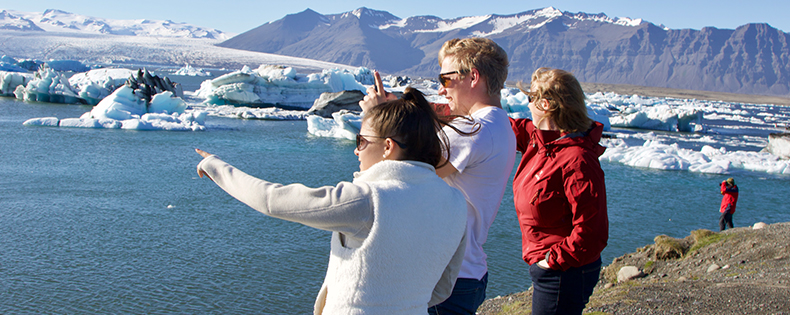 Summer study tour to Iceland, Climate Change and Glacier Modeling, DIS Copenhagen
