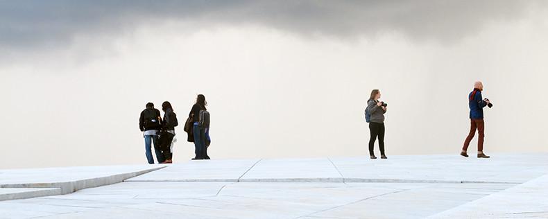 Summer study tour to Norway and Sweden, Architecture, Interior, Urban Design Studios, DIS Copenhagen