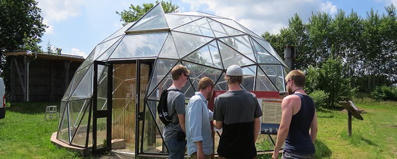 Sustainable Denmark: Solutions to Dilemmas, summer elective course at DIS Copenhagen