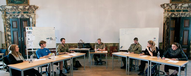 Terrorism and Counter-Terrorism from a European Perspective, summer course at DIS Copehagen
