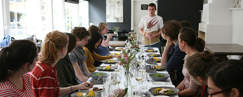 DIS CYA Tasting Culture: Nordic and Mediterranean Food, Traditions, Nutrition