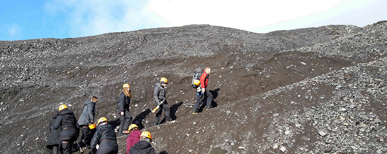 DIS Summer Copenhagen, Climate Change and Glaciers, Study Tour to Arctic Norway