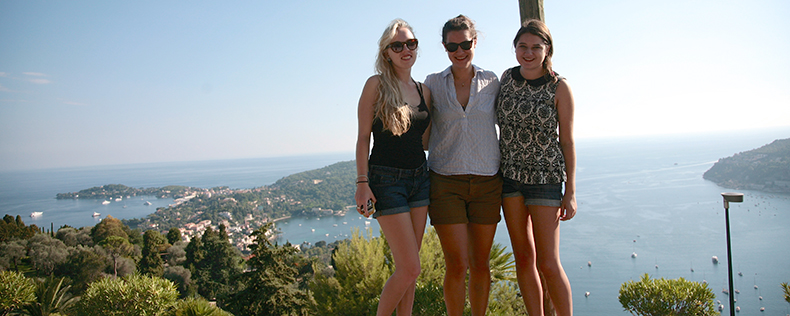 DIS Summer, The Good Life: Philosophy of Happiness, Study Tour to French Riviera