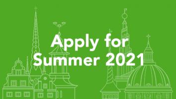 Apply for Summer 2021