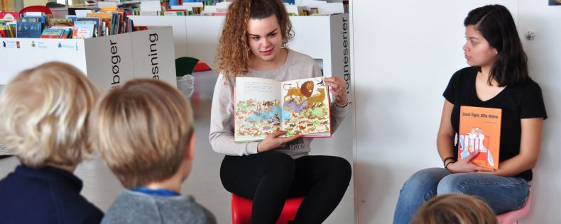 DIS Summer - Research Assistant - Social Cognition in Infants and Young Children