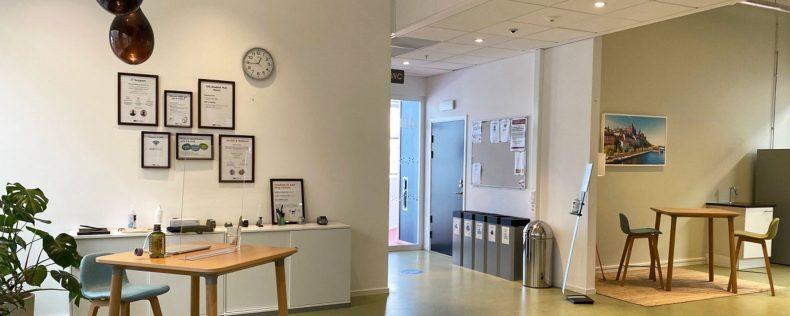 DIS Stockholm Student Hub