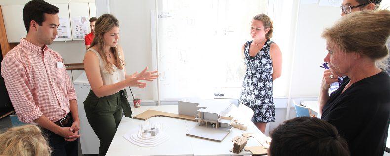 Architecture and Design Academic Program at DIS Copenhagen