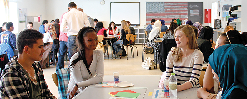 Child Development & Diversity Program, DIS Copenhagen