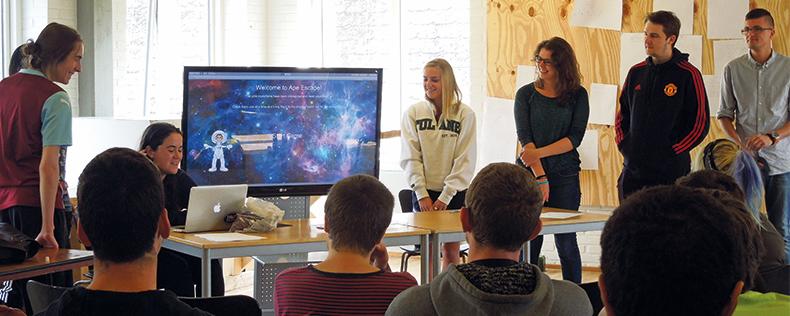 Computer Science Program, DIS Copenhagen