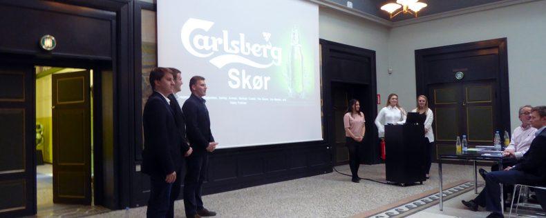 Business program at DIS Copenhagen