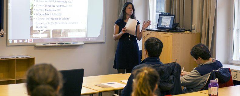 DIS Copenhagen, Justice & Human Rights academic program