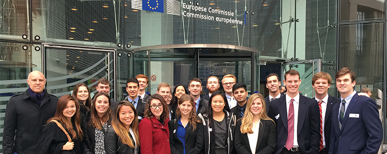 Global Economics Program, DIS Copenhagen