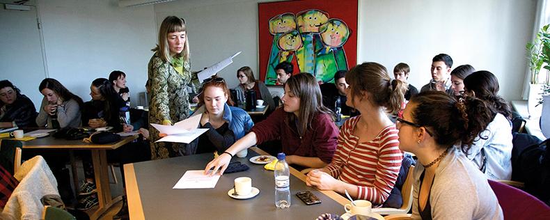 Psychology Program, DIS Copenhagen