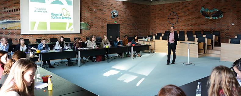 Public Health Program, DIS Copenhagen