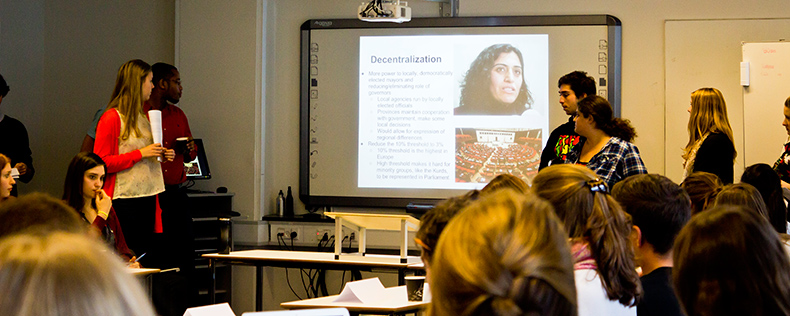 Sociology program at DIS Copenhagen