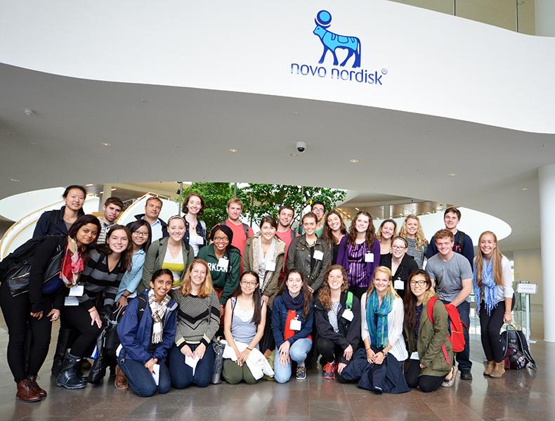 Biomedicine study abroad program, field study