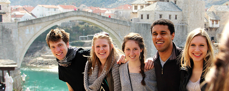 Justice and Human Rights study abroad program, study tour