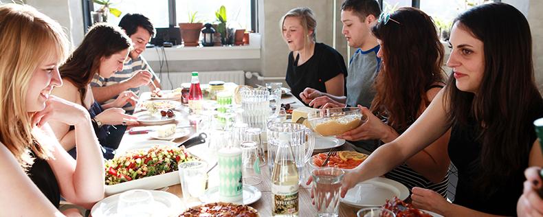 Housing (Semester), DIS Copenhagen