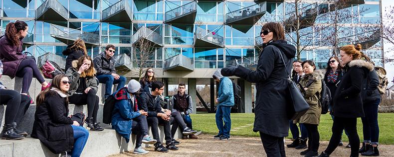20th and 21st Century Danish Architecture, elective course at DIS Copenhagen