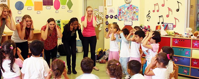 Child Development in Scandinavia, Core Course