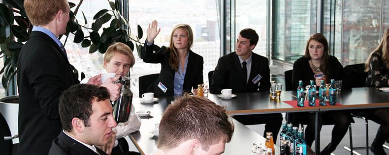 European Business Strategy: Case Studies, Core Course