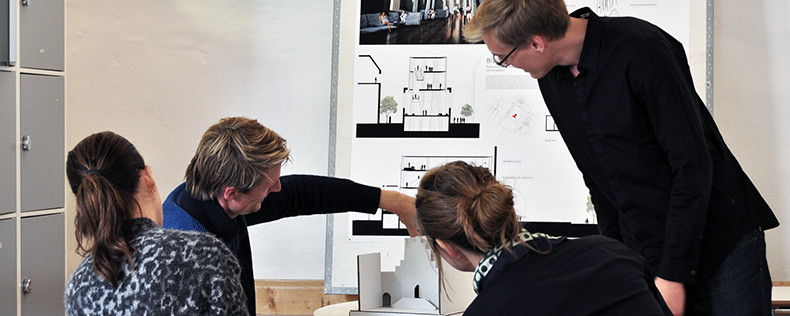 Architecture Design Studio, Core Course