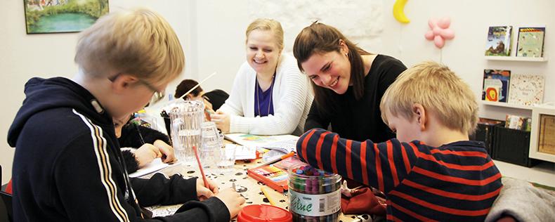 Child Development in Scandinavia, semester core course at DIS Copenhagen