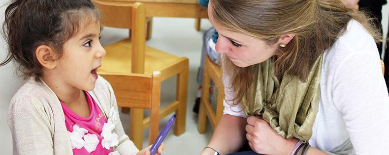 Children in a Multicultural Context, semester course at DIS Copenhagen