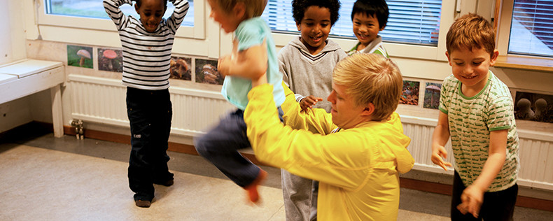 Children in a Multicultural Context Practicum, Semester Course