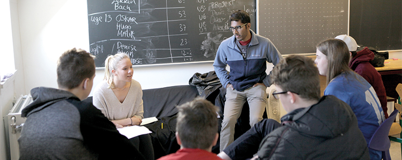 Danish Language and Culture Courses at DIS Copenhagen