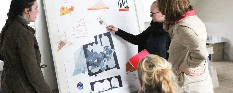 DIS Copenhagen, Architecture Foundations Studio, Core Course